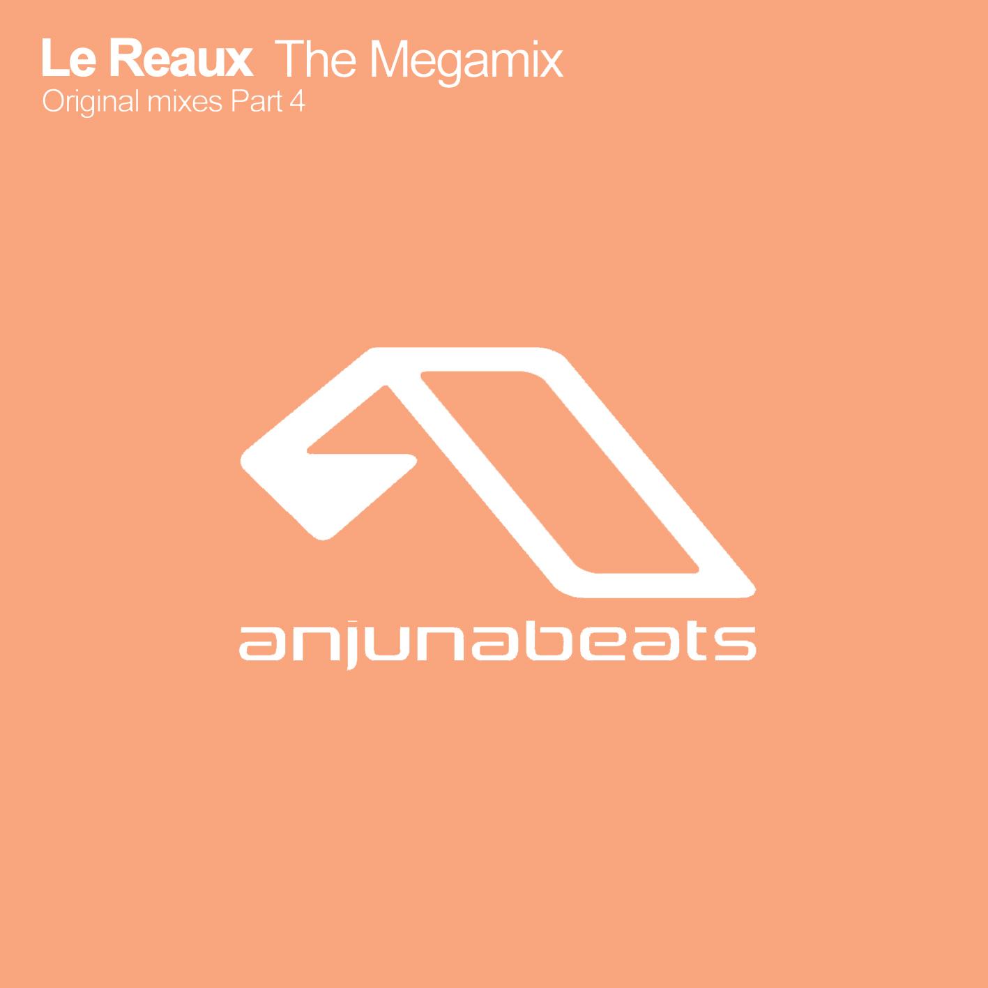 Le Reaux Presents The Best Of Anjunabeats Part 4 Lereaux