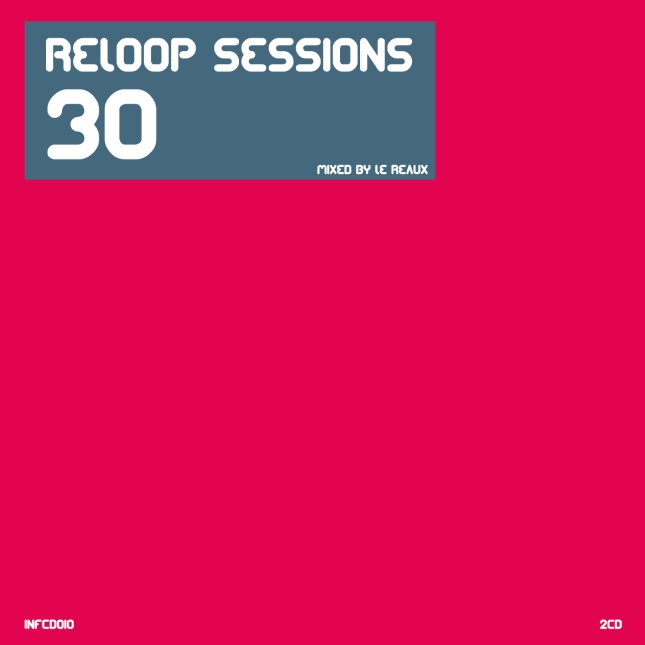 Reloop Sessions 30 - Cover
