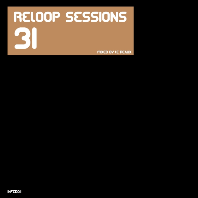 Reloop Sessions 31 - Cover